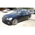 Used 1998 Lexus GS300 Parts Car - Black with tan interior, 6 cylinder engine, Automatic transmission*