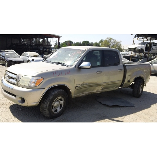 Used 2005 Toyota Tundra Parts Car Brown With Brown