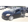 Used 2007 Toyota Yaris Parts Car - Black with black interior, 4 cylinder engine, Automatic transmission**