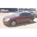 Used 1998 Lexus GS300 Parts Car - Maroon with tan interior, 6 cylinder engine, Automatic transmission**