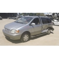 Used 2001 Toyota Sienna Parts Car - Gold with brown interior, 6 cylinder engine, Automatic transmission*