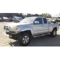 Used 2005 Toyota Tacoma Parts Car - Silver with gray interior, 6 cyl engine, Automatic transmission*