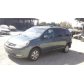 Used 2004 Toyota Sienna Parts Car - Green with gray interior, 6 cylinder engine, Automatic transmission*