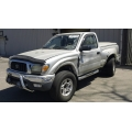 Used 2001 Toyota Tacoma Parts Car - Gray with gray interior, 4 cyl engine,automatic transmission