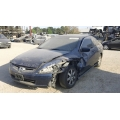 Used 2005 Honda Accord EX Parts Car - Blue with black  interior, 4 cylinder, Automatic transmission