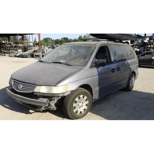 Used 1999 Honda Odyssey Parts Car   Gray With Gray Interior, 6 Cylinder  Engine, Automatic Transmission