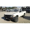 Used 1994 Toyota Pickup Parts Car - White with brown interior, 22RE engine, 5 speed transmission
