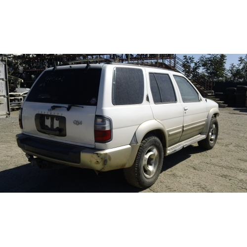 2000 infiniti qx4 parts car white with gray interior 6 cyl used 2000 infiniti qx4 parts car white with gray interior 6 cyl engine automatic transmission sciox Images