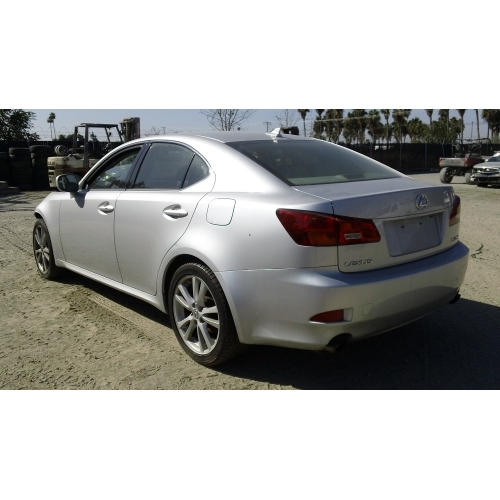 Used Lexus Is350: Used 2007 Lexus IS250 Parts Car
