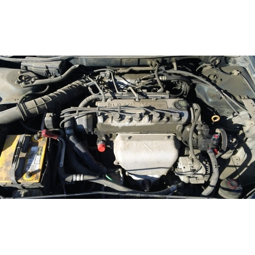 Used 2002 Honda Accord Parts Car   Green With Brown Interior, 6 Cylinder  Engine, Automatic Transmission