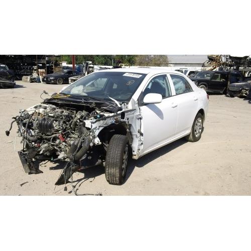 2010 Toyota Corolla Interior Parts Floors Doors
