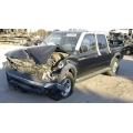 Used 2002 Toyota Tacoma Parts Car - Black with gray interior, 6 cyl engine, Automatic transmission