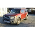 Used 2005 Honda Element Parts Car - Orange with gray interior, 4 cylinder engine, Automatic transmission
