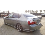 Used 2006 Infiniti M35 Parts Car - Gray with gray interior, 6 cyl engine, Automatic transmission