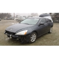 Used 2004 Honda Accord EX Parts Car - Gray with black interior, 4 cylinder, Automatic transmission