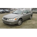 Used 2000 Toyota Camry Parts Car -  Gold with gray interior, 4 cylinder engine, Automatic transmission