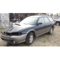 Used 1999 Subaru Legacy Parts Car - Blue with gray interior, 4 cylinder engine, manual transmission