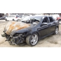 Used 2008 Acura TL Parts Car - Black with black interior, 4cyl engine, automatic transmission