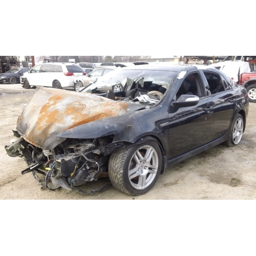 Used Acura TL Parts Car Black With Black Interior Cyl - Acura tl interior parts