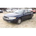 Used 1998 Toyota Camry Parts Car -  Blue with gray interior, 4 cylinder engine, Automatic transmission