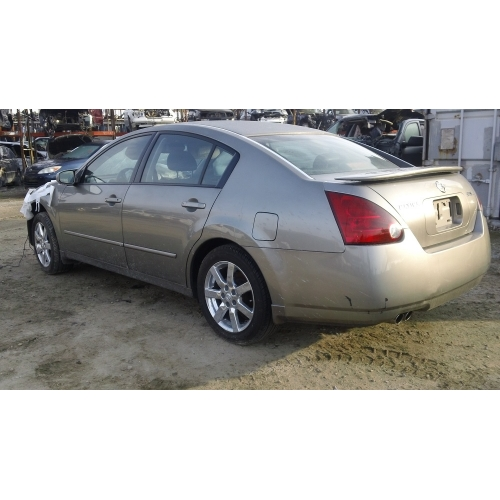 Used 2004 Nissan Maxima Parts Car - Gray with black interior, 6 cyl