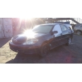 Used 2004 Toyota Camry Parts Car - Blue with gray interior, 4 cylinder engine, automatic transmission