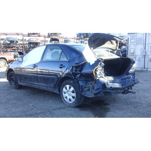 2004 Toyota Mr2 Transmission: Used 2004 Toyota Camry Parts Car