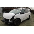 Used 2005 Toyota Sienna Parts Car - White with gray interior, 6 cylinder engine, Automatic transmission