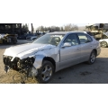 Used 1998 Lexus GS300 Parts Car - Silver with black interior, 6 cylinder engine, Automatic transmission