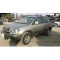 Used 1999 Lexus RX300 Parts Car - Gold with tan interior, 6 cylinder engine, Automatic transmission
