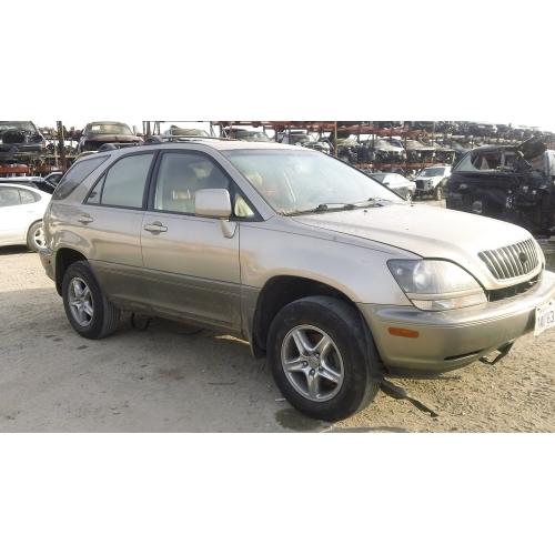 Used 1999 Lexus RX300 Parts Car - Gold with tan interior, 6 cylinder