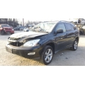 Used 2004 Lexus RX330 Parts Car - Black with gray interior, 6 cylinder engine, Automatic transmission