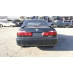 Used 2000 Honda Accord EX Parts Car - Green with brown interior, 4 cylinder engine, Automatic transmission