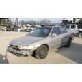 Used 2000 Honda Accord EX Parts Car - Gold with brown interior, 4 cylinder engine, Automatic transmission