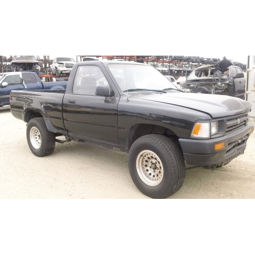 Toyota Truck Aftermarket Parts: Used 1995 Toyota Pickup Parts Car
