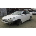 Used 2002 Lexus ES300 Parts Car - white with gray interior, 6 cylinder engine, Automatic transmission