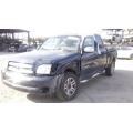 Used 2004 Toyota Tundra Parts Car - Blue with gray interior, 8 cylinder engine, Automatic transmission