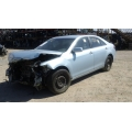 Used 2008 Toyota Camry Parts Car - Blue with gray interior, 6 cylinder engine, Automatic transmission