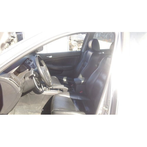 Used 2003 Honda Accord Parts Car Silver With Black Interior 4 Cylinder Engine Automatic