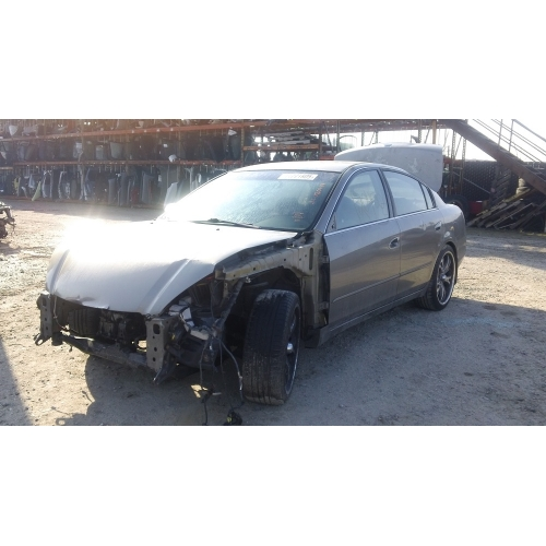 Used 2003 Nissan Altima Parts Car   Brown With Black Interior, 4 Cyl  Engine, Automatic Transmission
