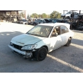 Used 2004 Honda Civic LX Parts Car - White with tan interior, 4 cylinder engine, Automatic transmission