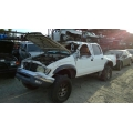 Used 2001 Toyota Tacoma Parts Car - White with tan interior, 6 cyl engine, Automatic transmission**