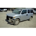 Used 2003 Honda Element Parts Car - Gray with gray interior, 4 cylinder, automatic transmission*