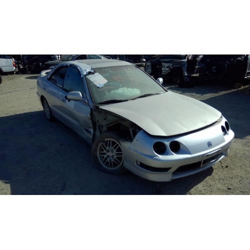 Used Acura Integra Parts Car Silver With Gray Interior - Used acura integra parts