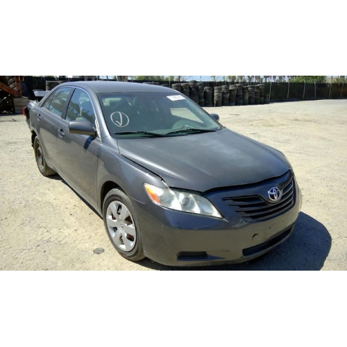 used 2008 toyota camry parts car gray with gray interior 6 cylinder engine automatic. Black Bedroom Furniture Sets. Home Design Ideas