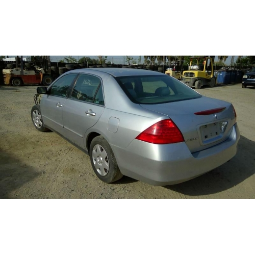 Used 2007 Honda Accord Parts Car   Silver With Gray Interior, 4cyl Engine,  Manual Transmission*