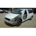 Used 2000 Toyota Sienna Parts Car - White with brown interior, 6 cylinder engine, Automatic transmission*