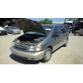 Used 2000 Toyota Sienna Parts Car - Green with tan interior, 6 cylinder engine, Automatic transmission*