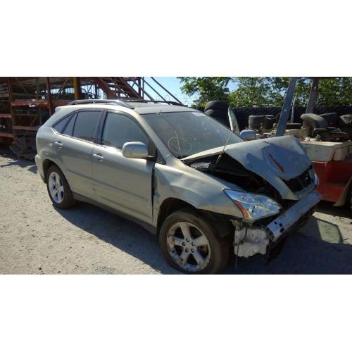 Lexus Transmission Problems: Used 2004 Lexus RX330 Parts Car