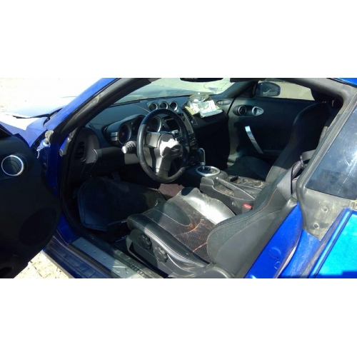 Used 2004 Nissan 350z Parts Car Blue With Black Interior 6 Cyl